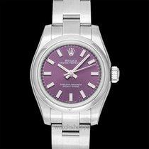 Rolex Oyster Perpetual 26 Steel 26mm Purple United States of America, California, San Mateo