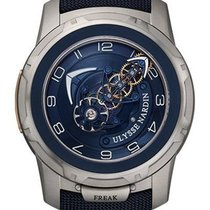 Ulysse Nardin Freak 2053-132/03 new
