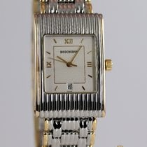 Boucheron Gold/Steel 24mm Quartz Reflet pre-owned