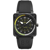 Bell & Ross BR 01-92 Steel 46mm Black United States of America, Florida, Miami