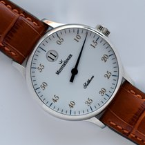 Meistersinger Steel 40mm Automatic Salthora pre-owned Canada, Montreal