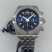 Breitling Blackbird new 2012 Automatic Chronograph Watch with original box and original papers A4436010/BB71/379A