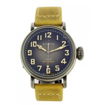 Zenith Pilot Type 20 Extra Special Staal 40mm