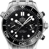Omega Seamaster Diver 300 M 210.30.44.51.01.001 2020 neu