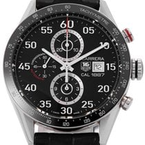 TAG Heuer Carrera Calibre 1887 CAR2A10.FC6235 2013 pre-owned