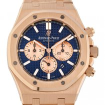 Audemars Piguet Rose gold 41mm Automatic 26331OR.OO.1220.OR.01 new