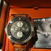 Hamilton Khaki X-Wind H77616533 usados