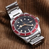 Tudor Steel 41mm Automatic 79220R pre-owned