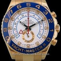 Rolex Yacht-Master II Gelbgold 43mm