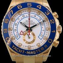 Rolex Yacht-Master II Zuto zlato 43mm