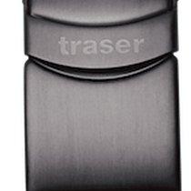 Traser Parts/Accessories Men's watch/Unisex 18154 new Steel