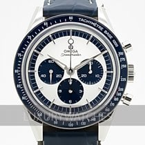 Omega Speedmaster Professional Moonwatch Acero 39.7mm Blanco