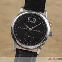 A. Lange & Söhne Platinum 34mm Manual winding 105.035 pre-owned