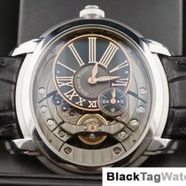 Audemars Piguet Millenary 4101 Acier 47mm Transparent Romain