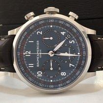 Baume & Mercier Capeland 44 Chronograph Autom Modelo Novo