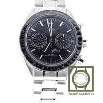 Omega Speedmaster Professional Moonwatch Moonphase Aço 44.2mm Preto
