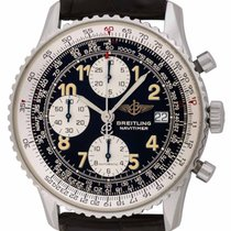 Breitling : Old Navitimer II :  A13022 :  Stainless Steel