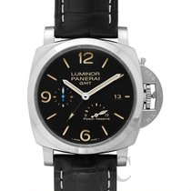 Panerai Luminor 1950 3 Days GMT Power Reserve Automatic PAM01321 neu