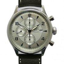 Zeno-Watch Basel Steel 44mm Automatic 6273 TVD-g3 new