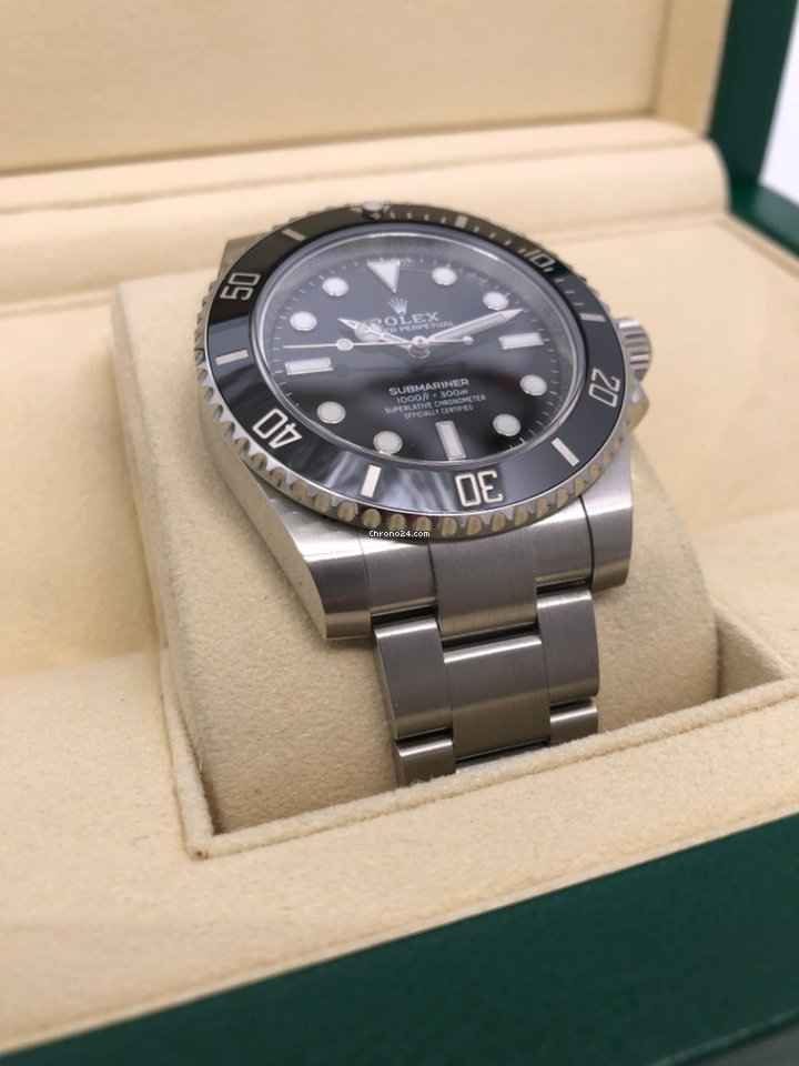 Rolex Submariner (No Date) NEW 114060