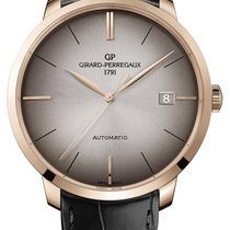 Girard Perregaux 1966 Rose gold 44mm United States of America, New York, Airmont