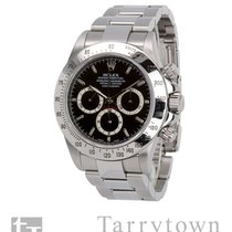 Rolex 16520 Steel Daytona 40mm pre-owned United States of America, New York, Hartsdale