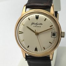 GUB Glashütte Gold/Steel 34mm Manual winding Glashütte GUB Caliber 69.1 pre-owned
