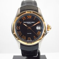 Raymond Weil Parsifal 39mm Automatic Black Dial 2970-sc5-00208