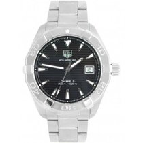 TAG Heuer Aquaracer 300M Steel 40.5mm Black
