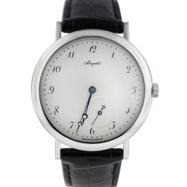 Breguet new Automatic Small Seconds 40mm White gold