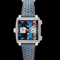 TAG Heuer Monaco Calibre 11 Steel 39.00mm