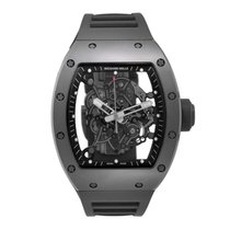 Richard Mille new Manual winding Limited Edition Screw-Down Crown 49.9mm Titanium Sapphire Glass