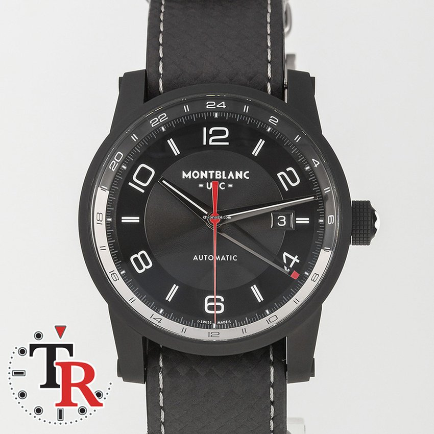 a77714e2ceb81 Pre-owned Montblanc Timewalker