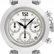 Cartier Pasha C usados 38mm Acero