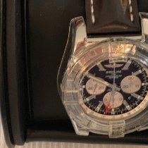 Breitling Chronomat GMT Stahl Deutschland, Coburg