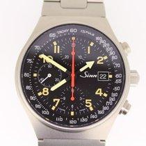 Sinn Chronograph 41mm Automatic 1998 new 144 Black