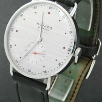NOMOS Metro Neomatik pre-owned 38,5mm Leather