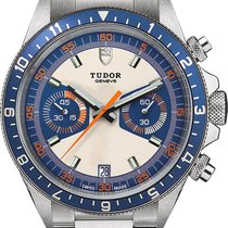 Tudor Heritage Chrono Blue Steel 42mm Blue United States of America, California, Moorpark