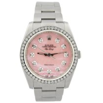 Rolex Air King Steel 34mm Mother of pearl Arabic numerals United States of America, California, Fullerton