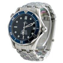 Omega 2551.80.00 Steel 2007 Seamaster Diver 300 M 36mm pre-owned