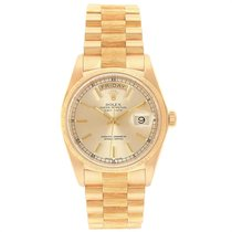 Rolex Day-Date 36 18078 1993 pre-owned