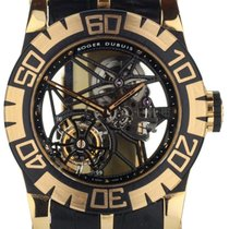 Roger Dubuis Easy Diver Rose gold 48mm Transparent United States of America, Illinois, BUFFALO GROVE