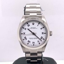 Rolex Oyster Perpetual 31 Steel 31mm White United States of America, New York, New York