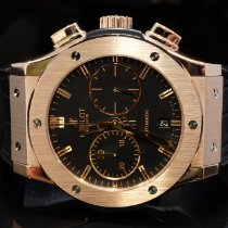 Hublot Rose gold 45mm Automatic 521.OX.1180.LR pre-owned United Kingdom, Essex