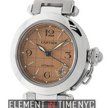 Cartier Pasha C W31023M7 usado