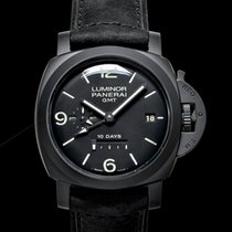 Panerai Luminor 1950 10 Days GMT 44mm Black United States of America, California, San Mateo