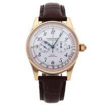 Ulysse Nardin Yellow gold Manual winding White Arabic numerals 37mm pre-owned Classico