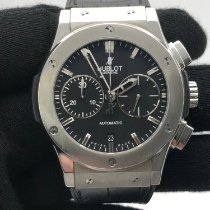 Hublot Classic Fusion Chronograph Titane 45mm Noir France, paris
