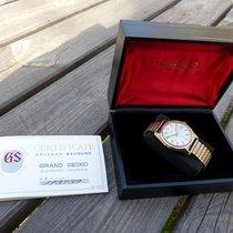 Seiko Grand Seiko Gold/Stahl 36,8mm Champagnerfarben Keine Ziffern Deutschland, Hameln