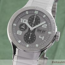 Porsche Design pre-owned Automatic 43mm Grey Sapphire Glass